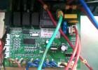 户式水机万能控制板改造案例