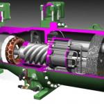 满液式螺杆机跑油故障原因与维修
